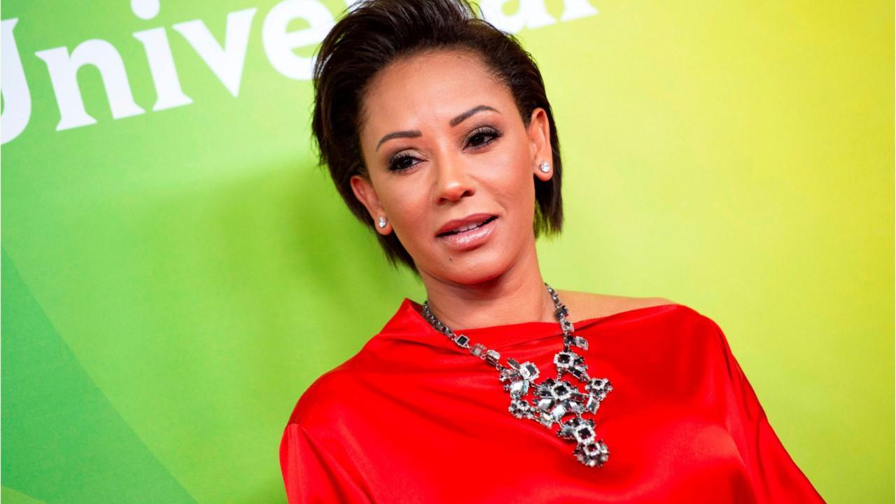 Mel B hospitalized for broken ribs, 'severed right hand'
