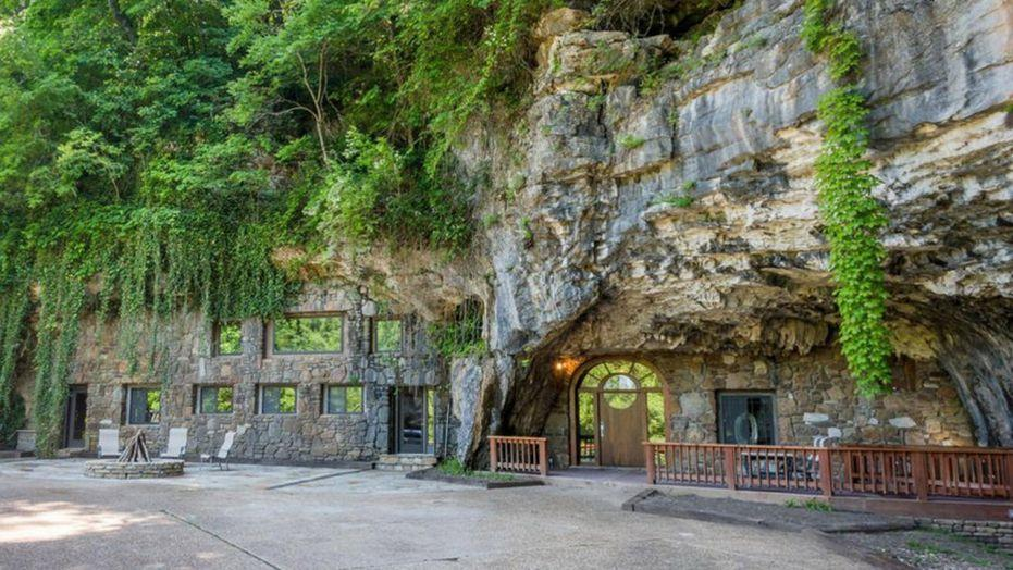 A cave-home is selling for $2.75 million