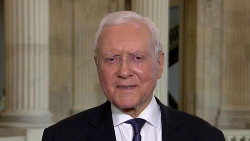 Hatch: Dem obstruction against Kavanaugh was 'ridiculous'