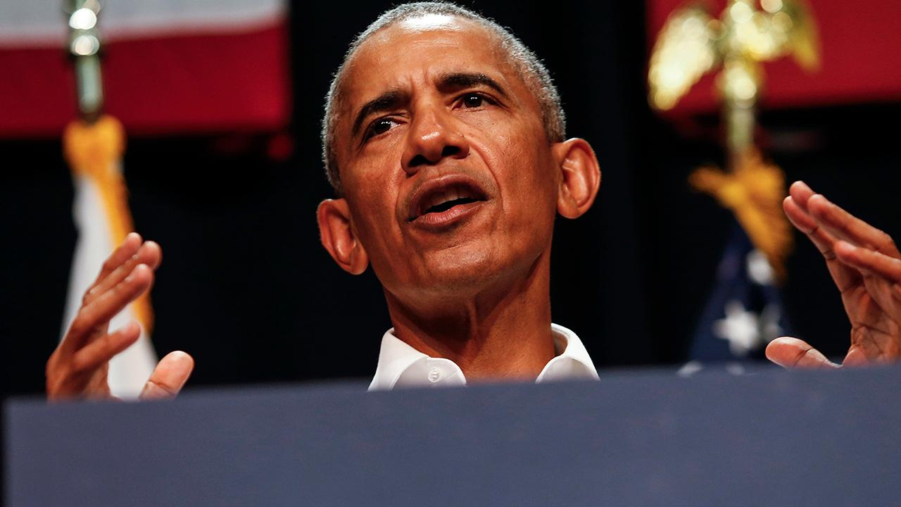 Will Obama's campaign support backfire on Democrats?