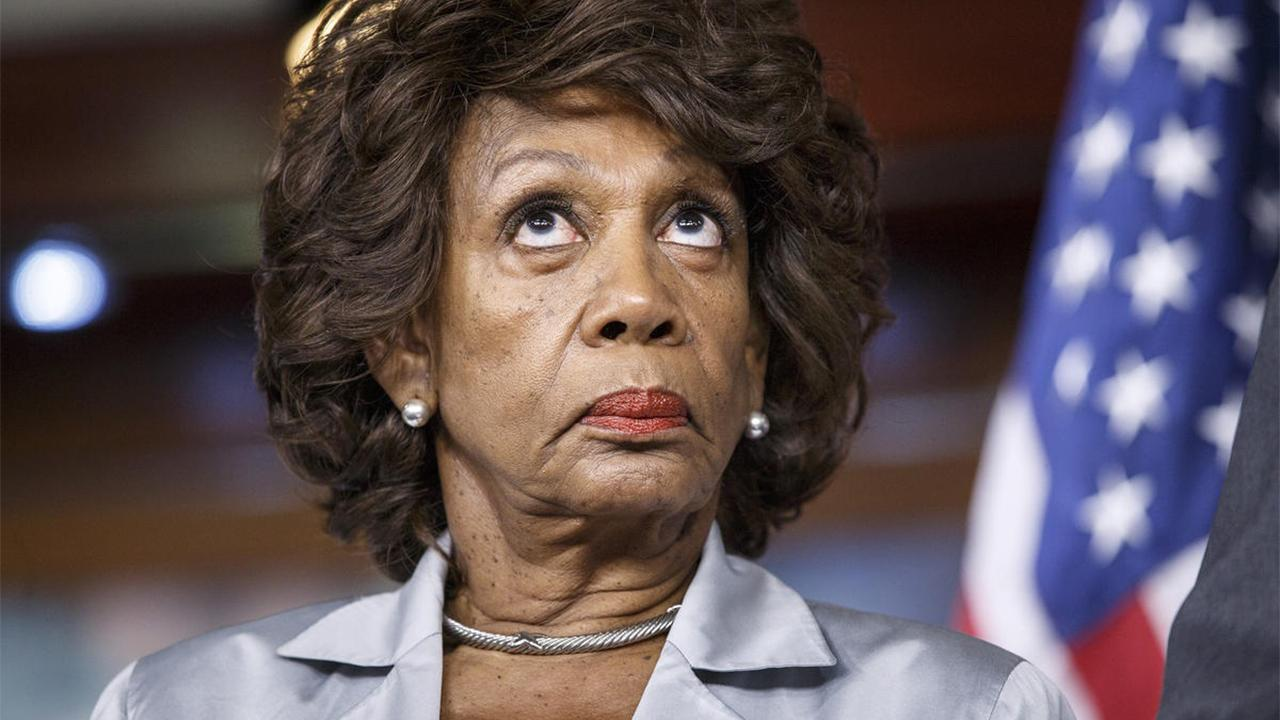 Maxine Waters appears to have also been targeteb by whoever is responsible for the packages on Wednesday.