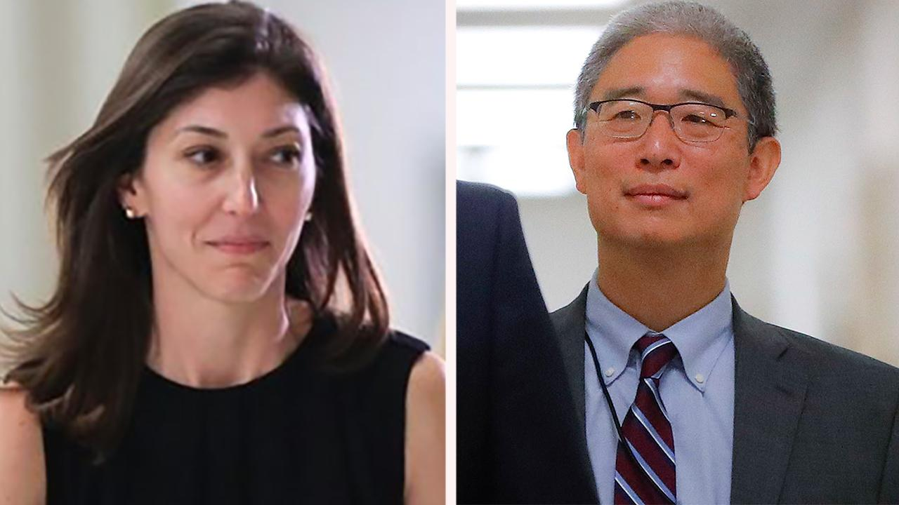 Impact of declassifying Ohr, Page documents