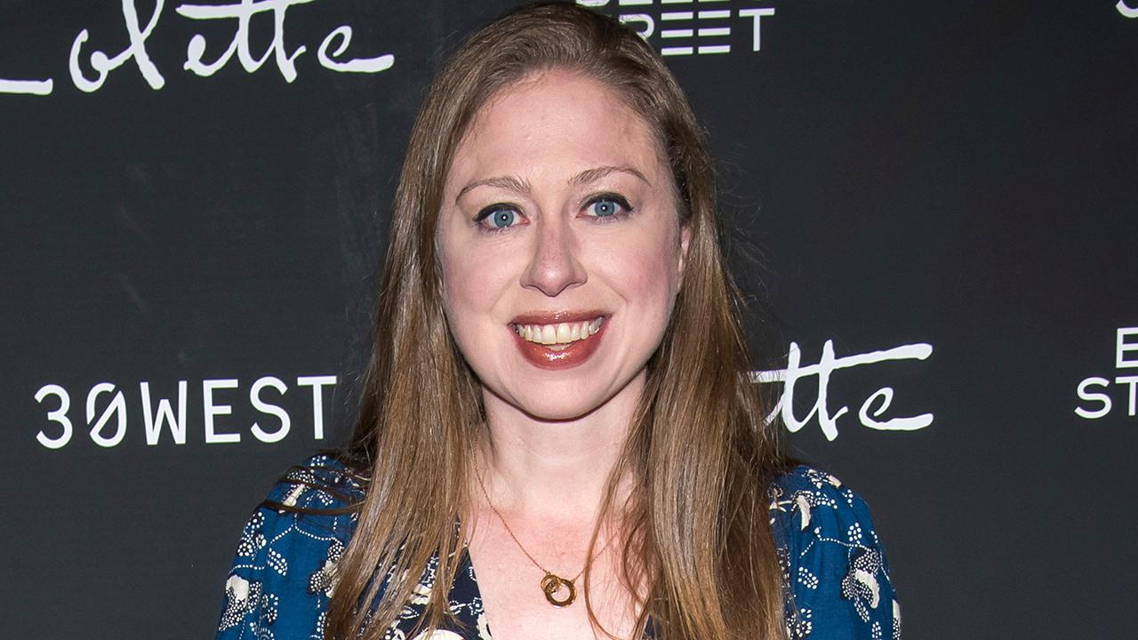 Chelsea Clinton confronted at NYU vigil for mosque victims over her remarks about Omar