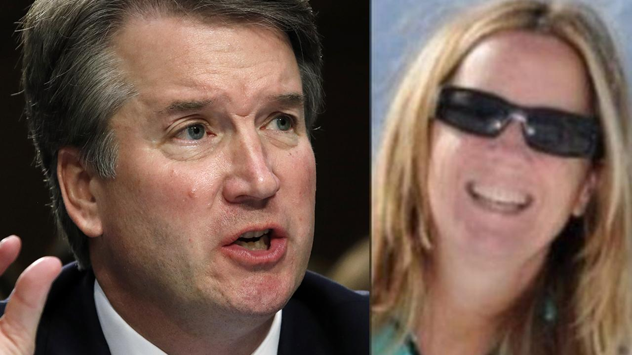 Christine Blasey Ford and Brett Kavanaugh: The allegations