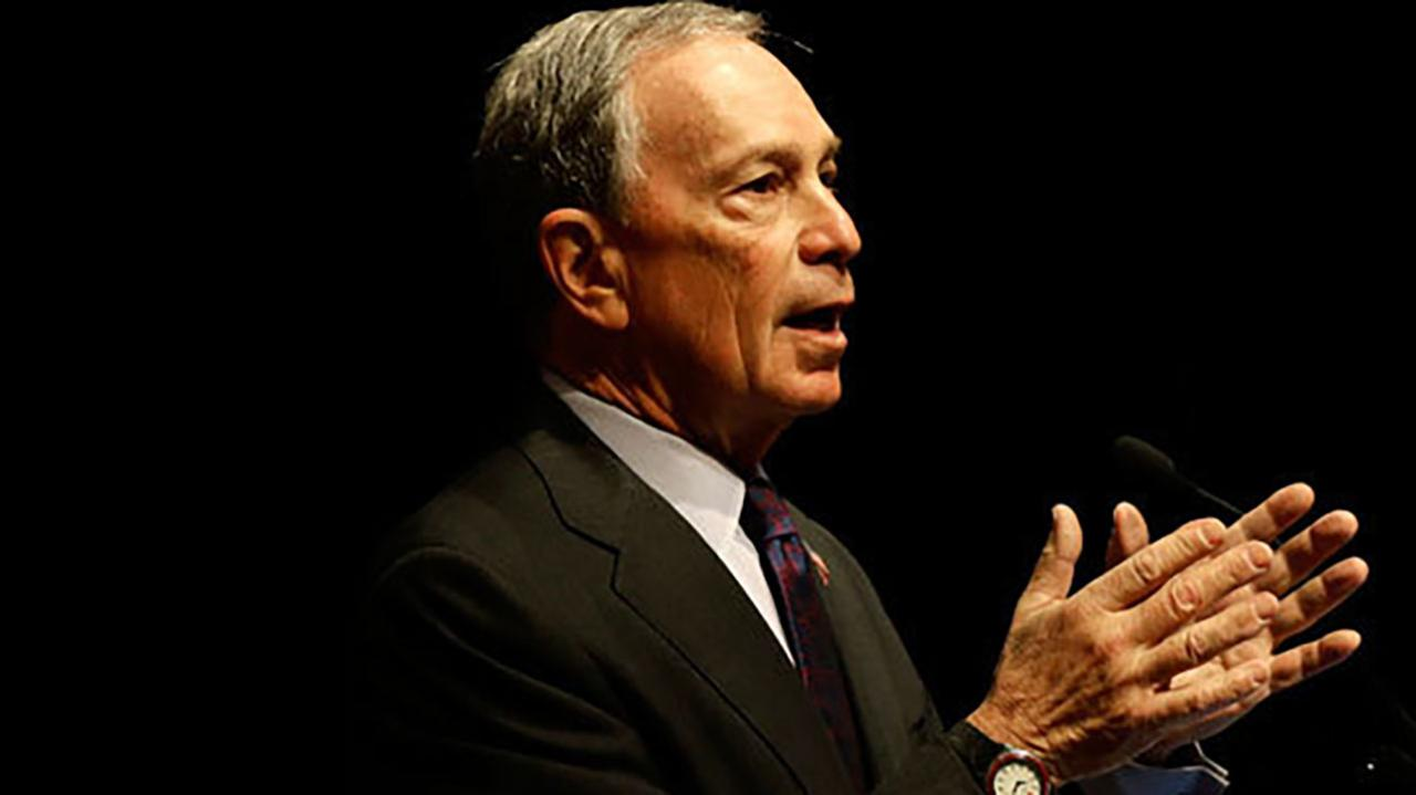 Former NYC Mayor Michael Bloomberg eyes 2020 run