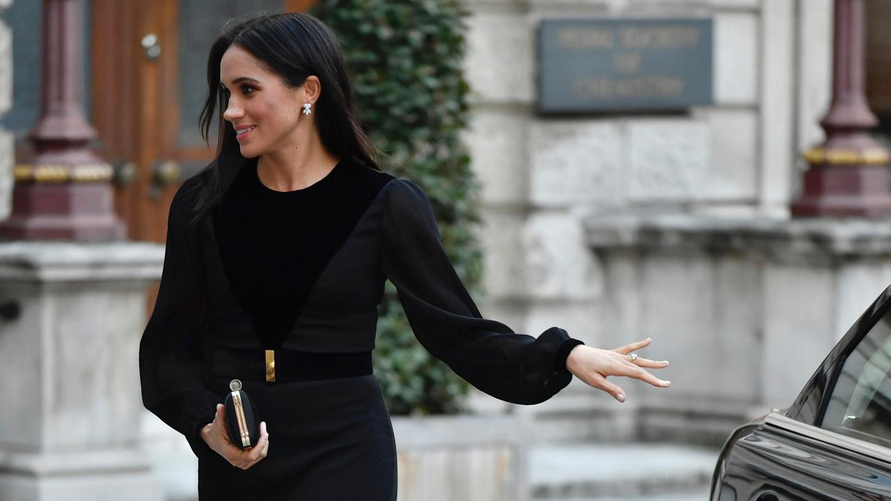 Meghan Markle bucks royal protocol: Closes car door herself