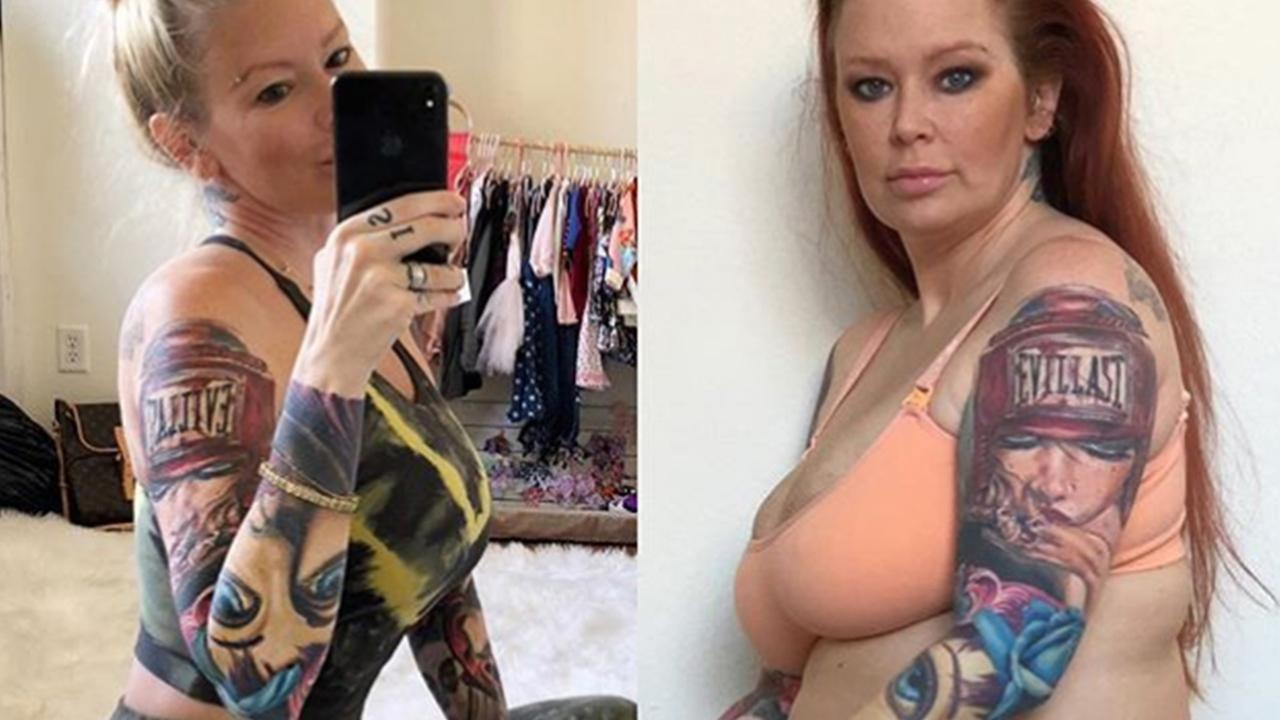 Jenna Jameson Shares Keto Diet Tips-off After 80 -pound Weight Loss