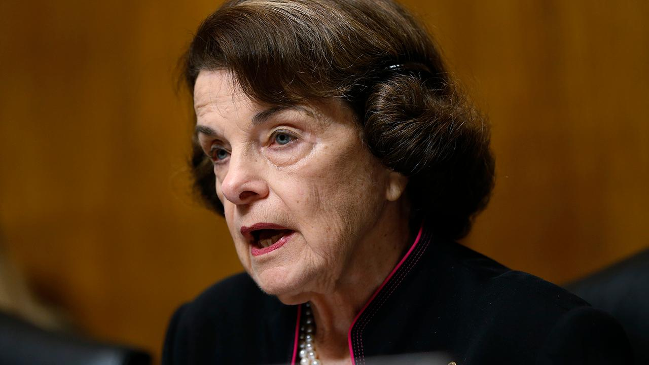 Feinstein: I did not hide allegations or leak Ford's letter