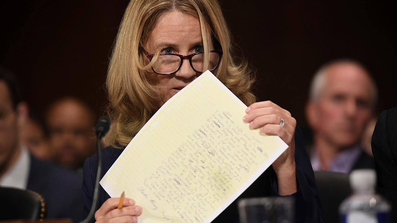 Who leaked Christine Blasey Ford's letter? Democrats' new attack