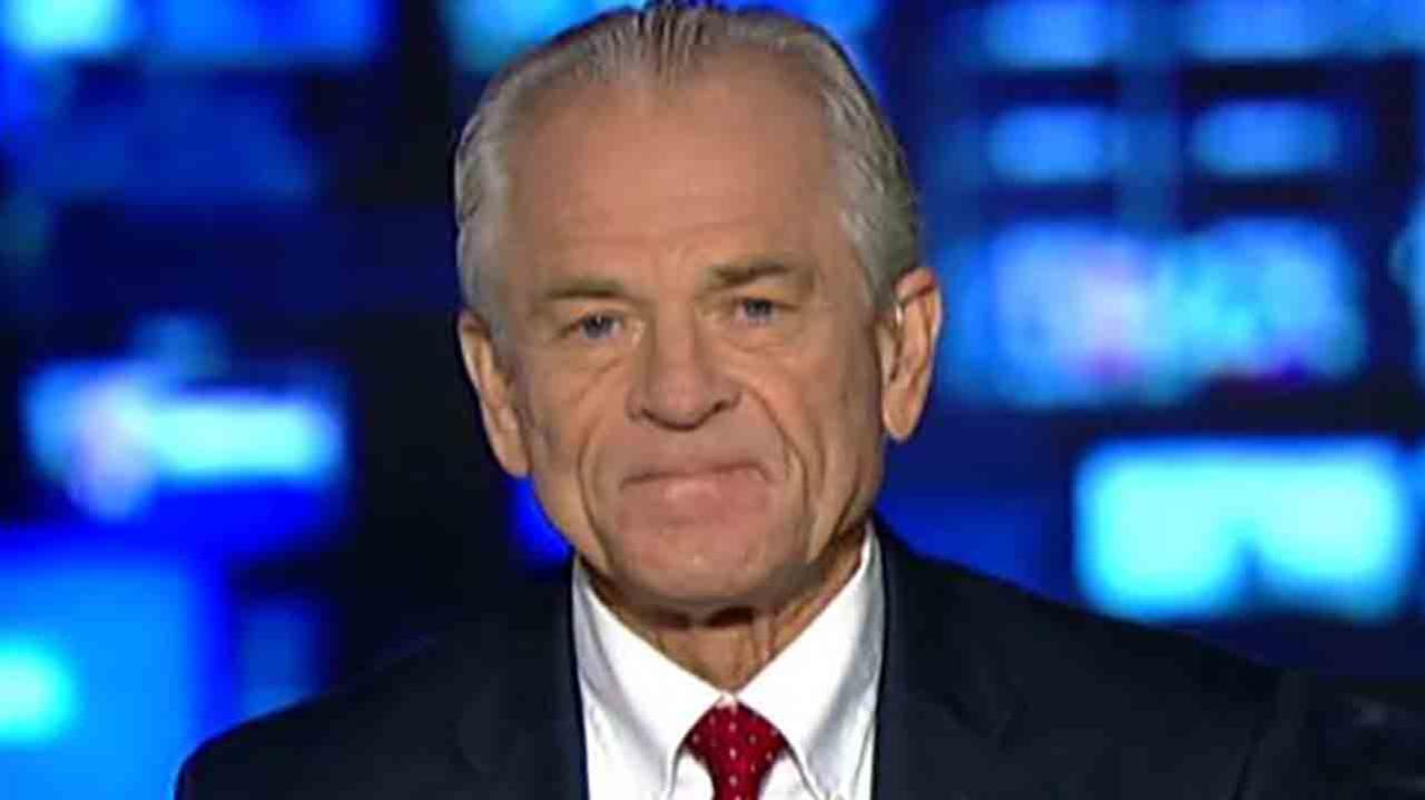 President Trump says he rejected a meeting with Canadian Prime Minister Justin Trudeau; insight from White House trade adviser Peter Navarro.