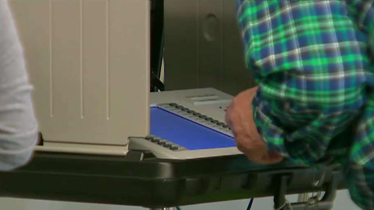 Report: Widely used election machine vulnerable to hacking