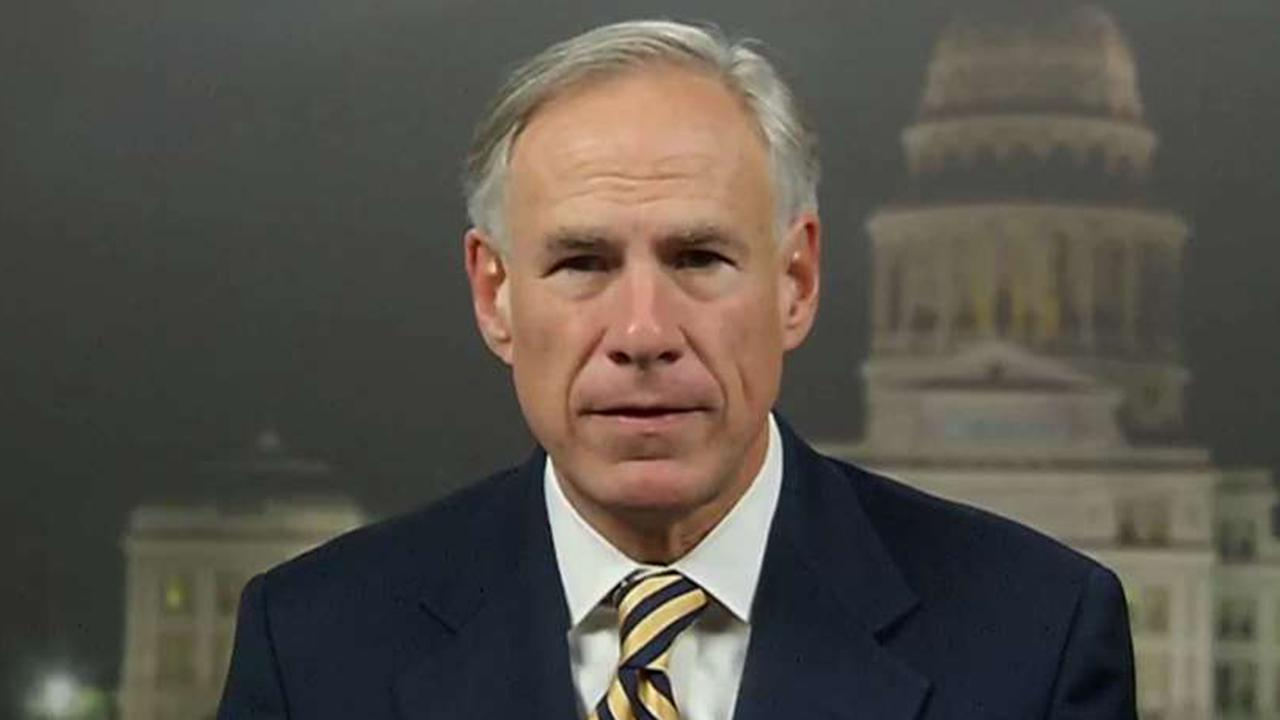 Texas governor gives his take on the heated Senate race in his state.