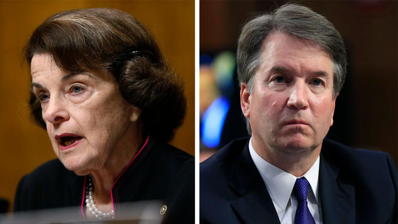 Are Democrats using delaying tactics against Kavanaugh?