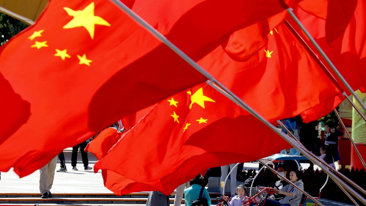 Officials sound alarm over China's long-term strategy