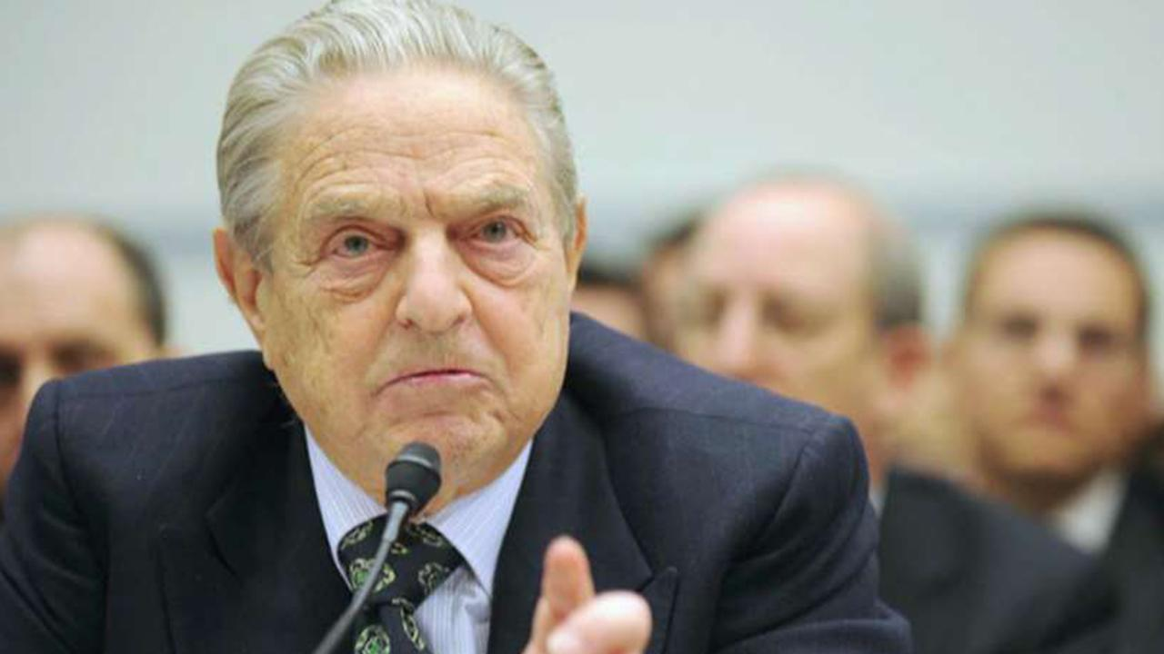 George Soros financially linked to Kavanaugh protesters