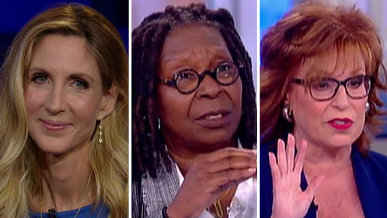 Ann Coulter talks Trump derangement syndrome on 'The View'