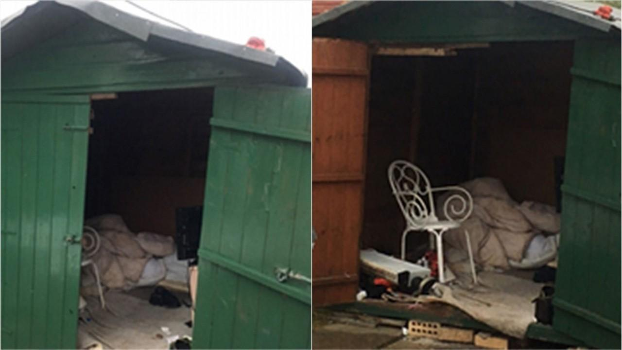British man allegedly held in shed as 'slave' for 40 years