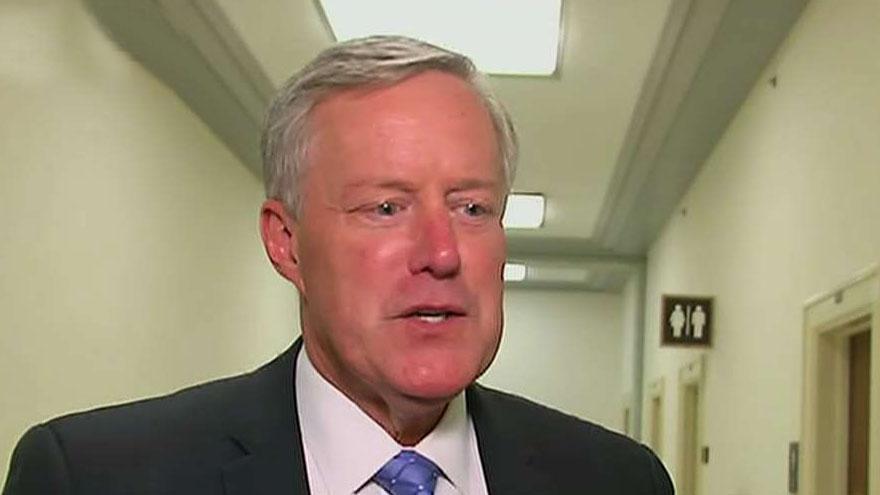 Meadows: Former FBI lawyer says Russia probe was 'abnormal'