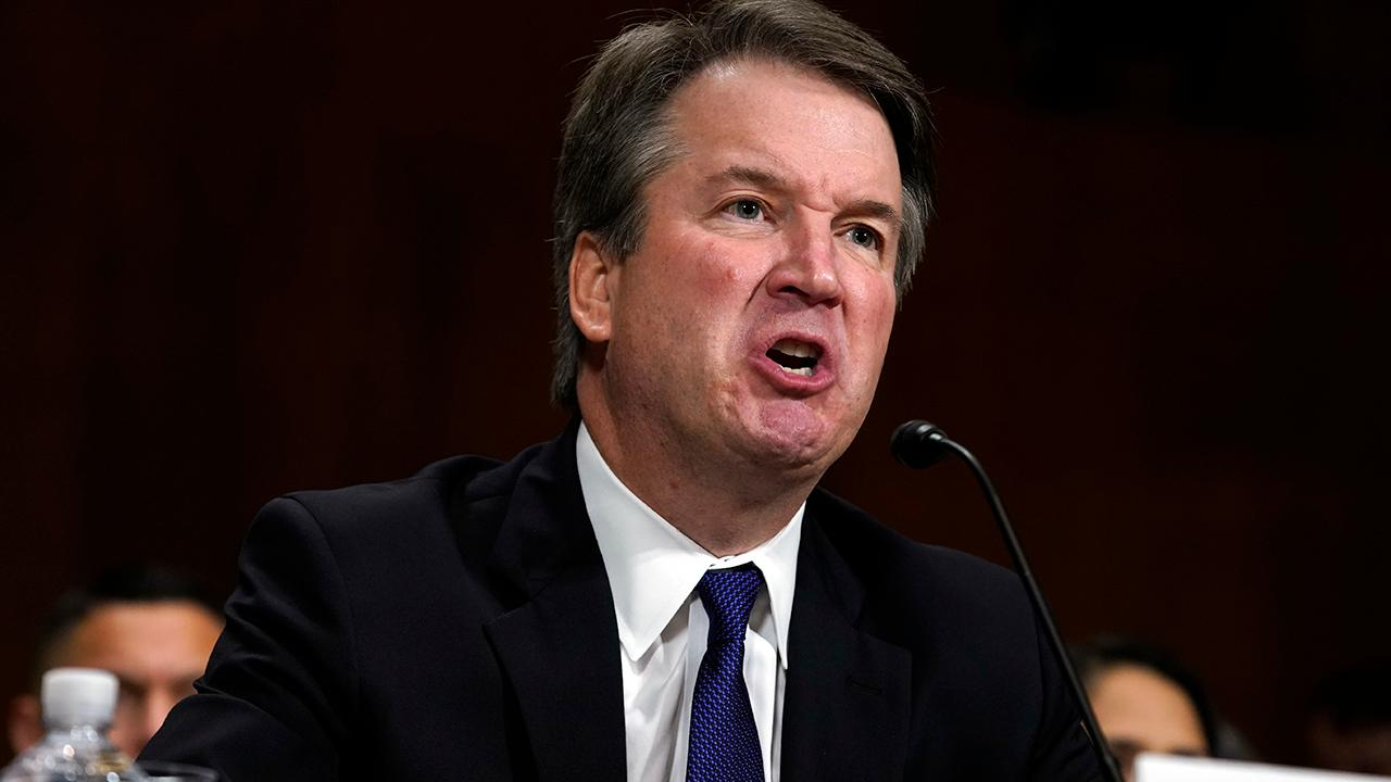 Kavanaugh op-ed: He may have been too emotional, he concedes.