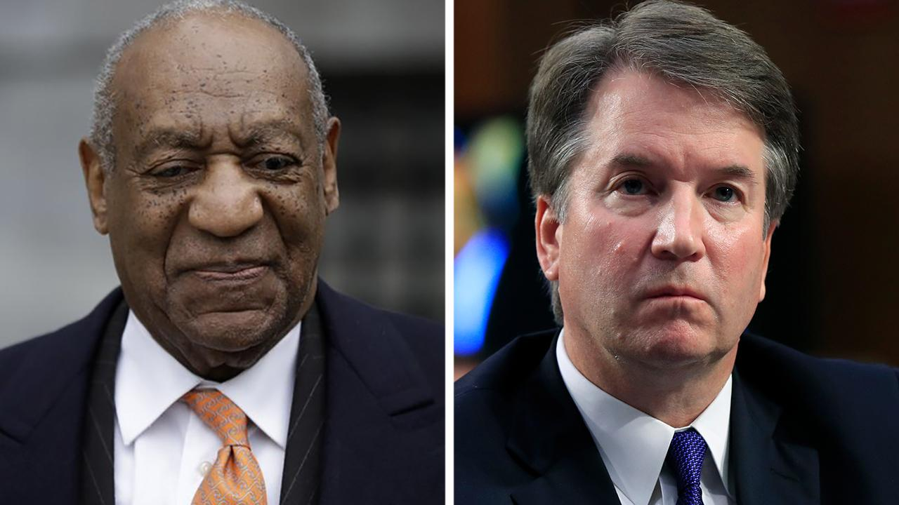 ACLU sponsors ad comparing Kavanaugh to Cosby
