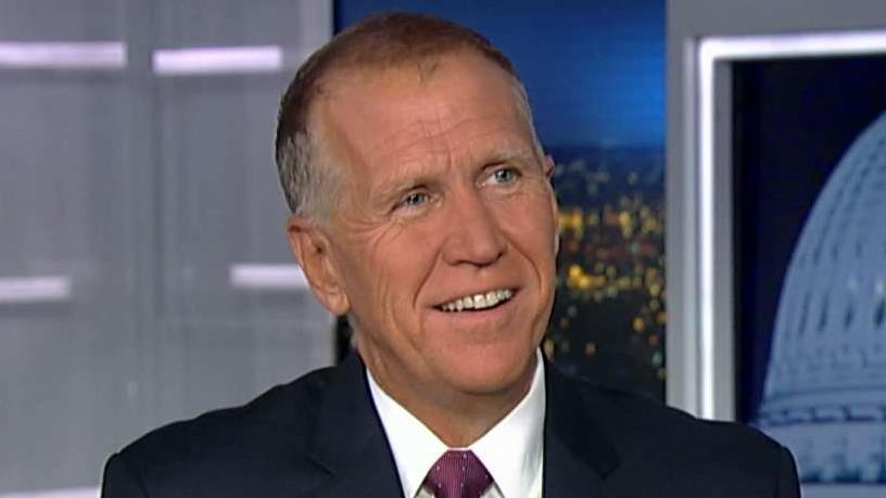 Sen. Thom Tillis on upcoming Kavanaugh vote