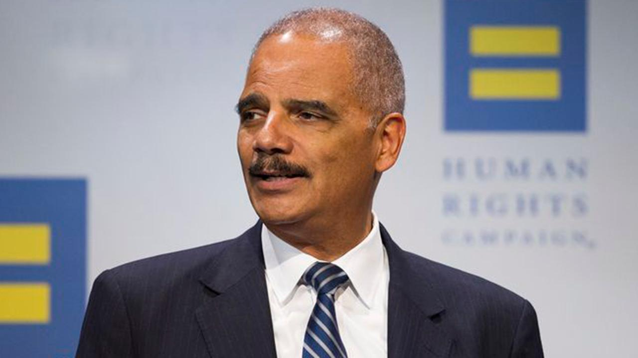 Eric Holder rejects Michelle Obama's call for civility: 'When they go low, we ki...