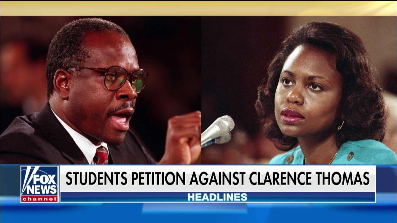 Petition Calls for Renaming of GA College Building in Clarence Thomas' Name