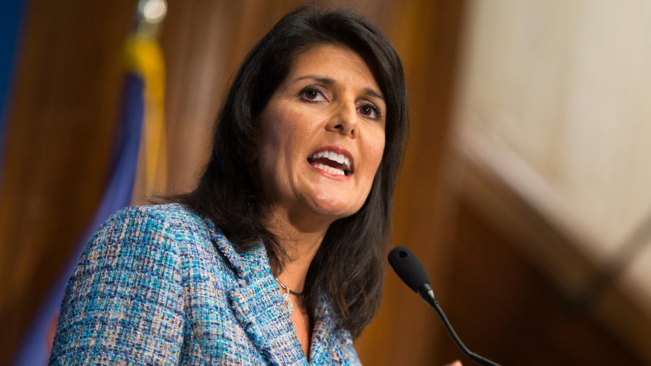 Who is on the shortlist to replace Amb. Nikki Haley?