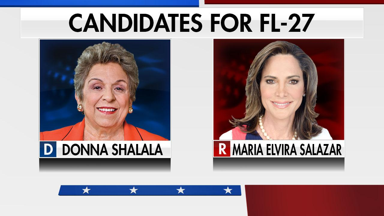 Nationally-watched Miami House race tightens before midterms