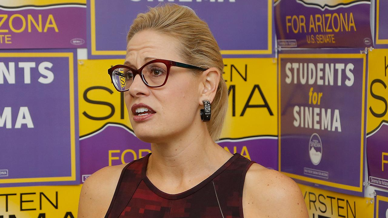 Kyrsten Sinema compared illegal immigrants to Iraq War dead