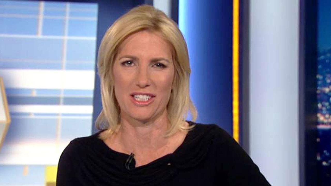 Laura Ingraham: Democrats unleash fury on Kanye for daring to think for himself