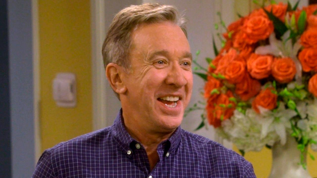 Tim Allen gets the last laugh