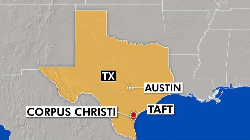 There are 4 dead, 1 injured following a shooting at a toddler's birthday party in Taft, Texas.