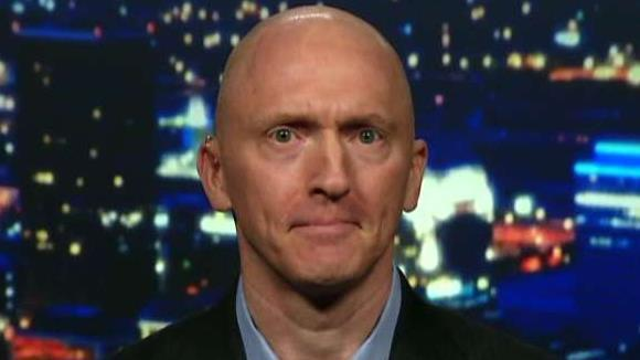 Carter Page on why he is suing the DNC
