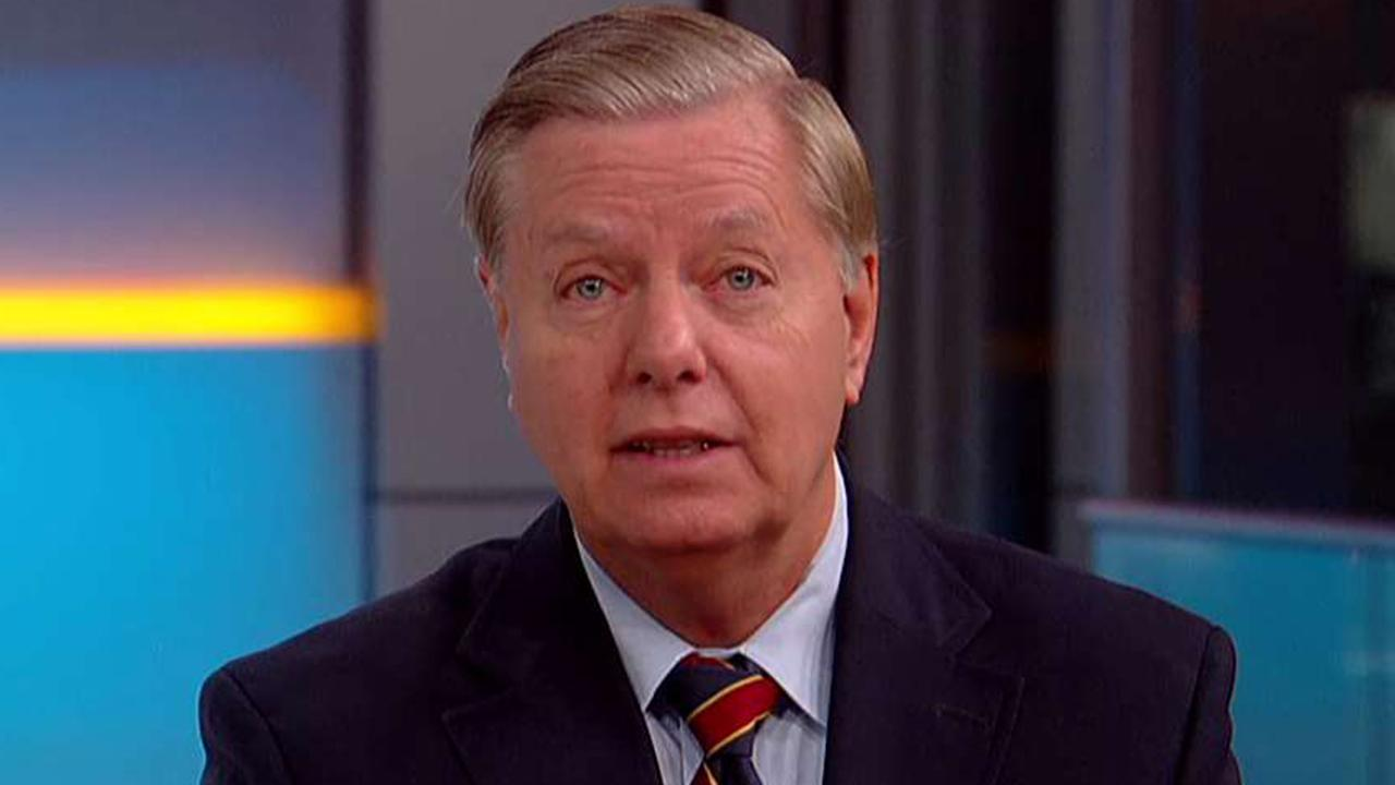 Sen. Graham discusses the mysterious disappearance of activist Jamal Khashoggi