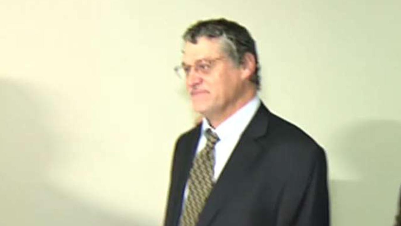 Glenn Simpson, of Fusion GPS, pleads 5th on Capitol Hill amid questions over dossier