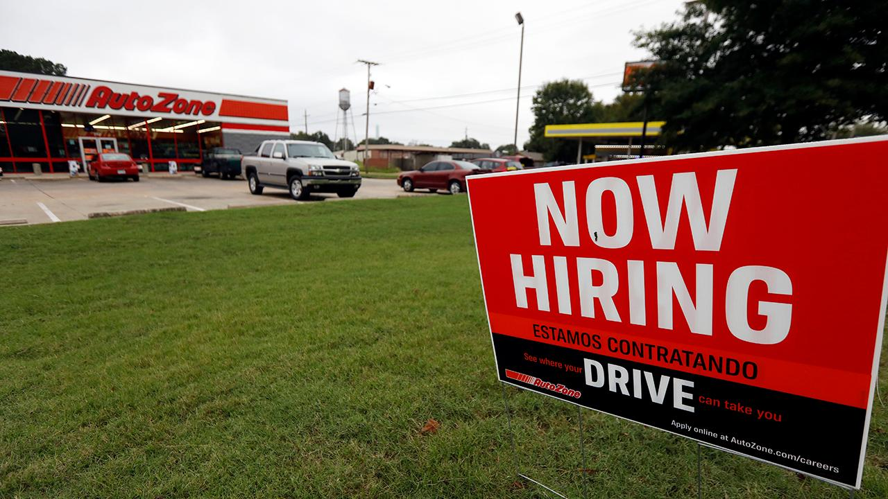 Companies planning to hire 74,000 seasonal workers for the holidays. Fox Biz Flash: Wednesday, 10/17.