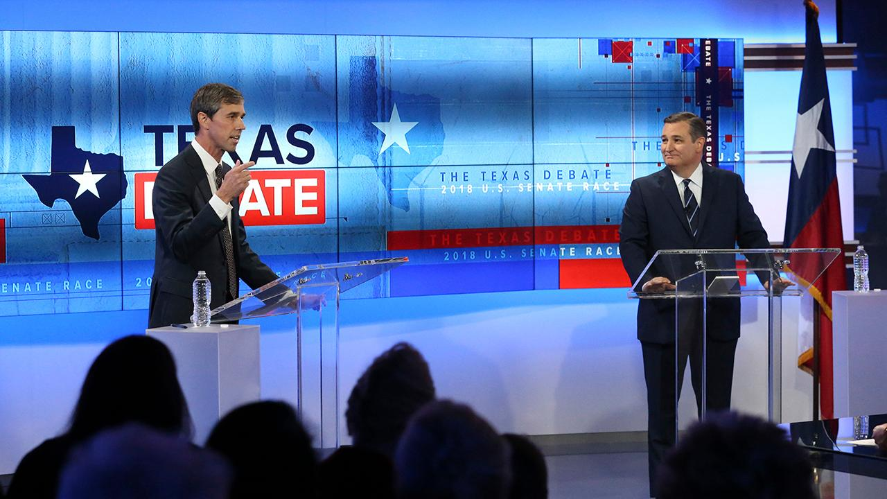 Ted Cruz and Beto O'Rourke clash in final debate in Texas