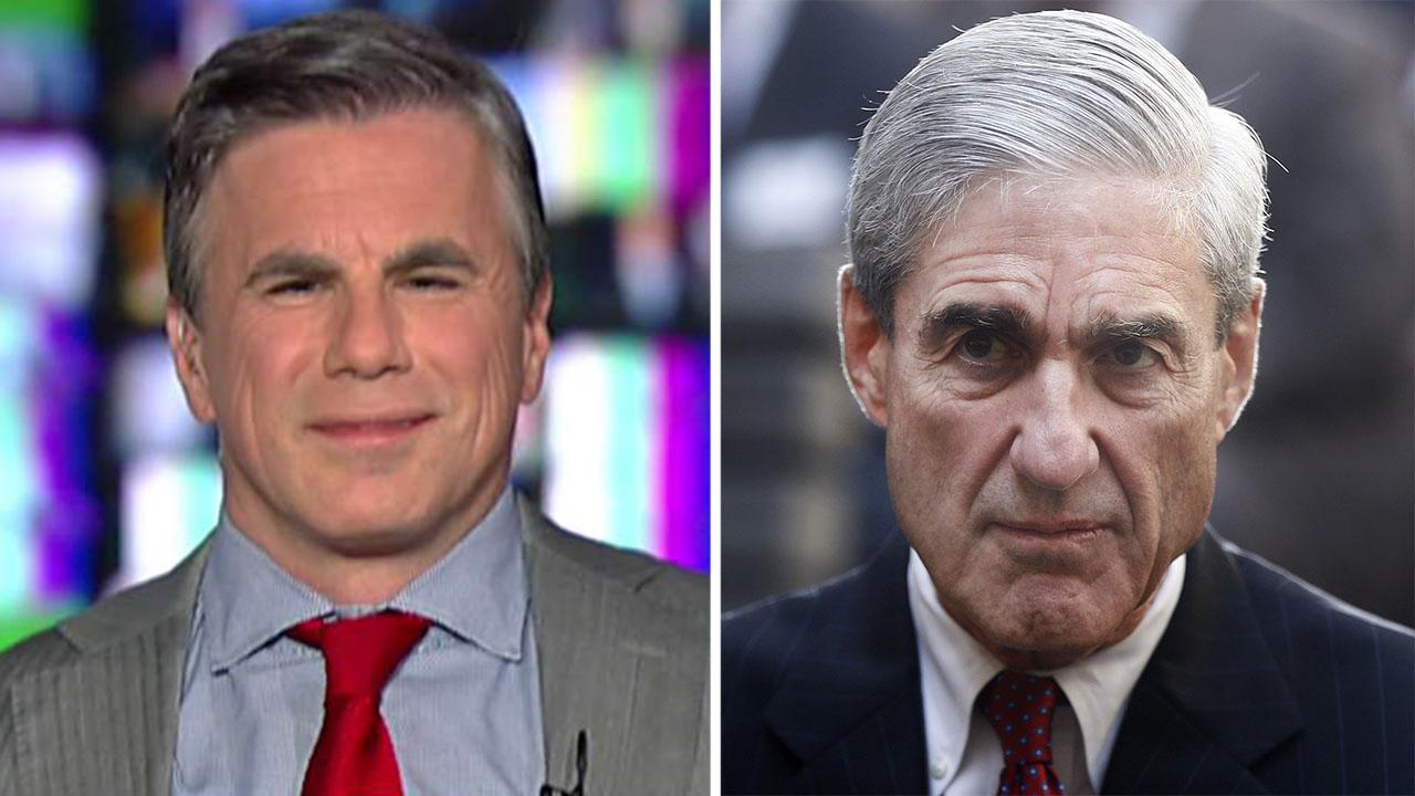Special counsel Robert Mueller needs to testify before Congress about 'basic operational questions' of his administration of the Russia investigation, says Judicial Watch president Tom Fitton.
