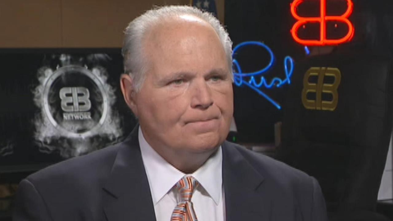 Rush Limbaugh predicts GOP will hold House, make gains in Senate