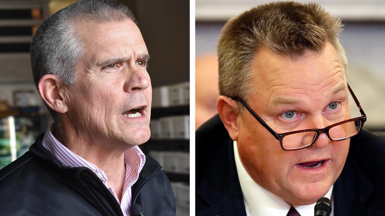 Democrat Jon Tester faces tough re-election fight in Montana