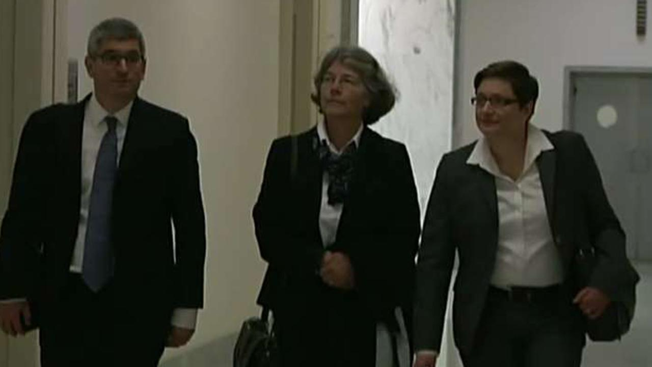 Nellie Ohr invokes spousal privilege to avoid questions on Steele dossier