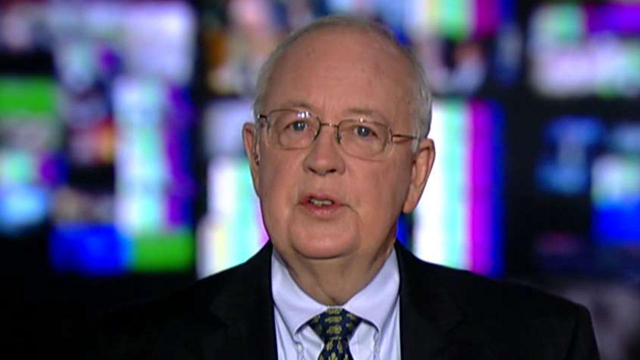 Ken Starr: Mueller probe may be winding down