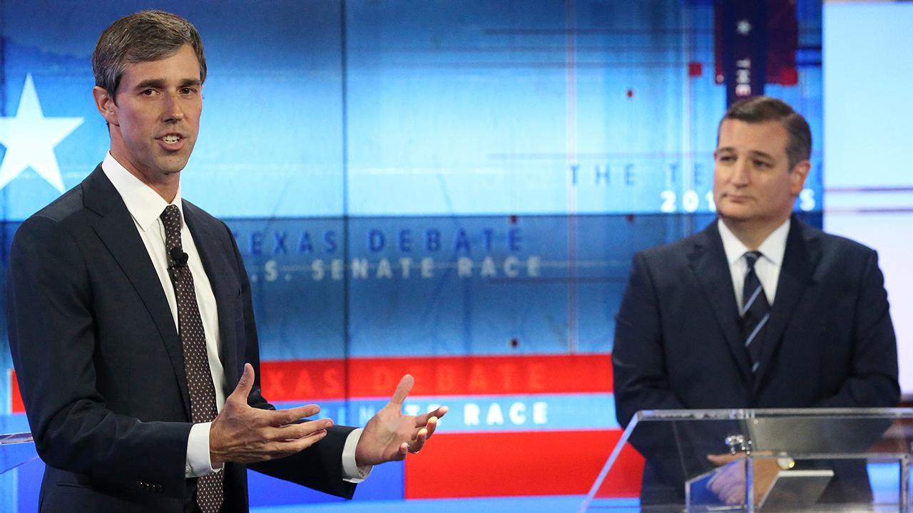 National spotlight on heated Texas Senate race