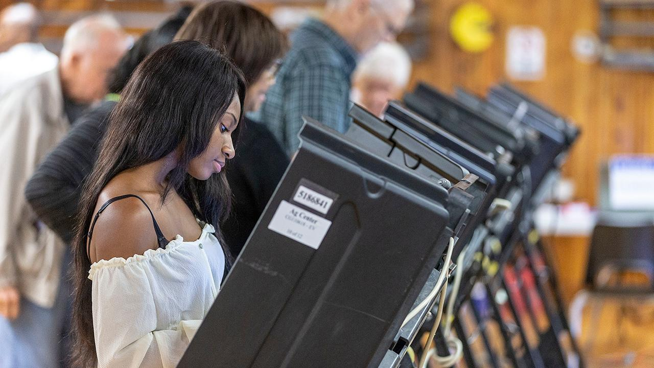 Democrats top GOP turnout in Nevada early voting