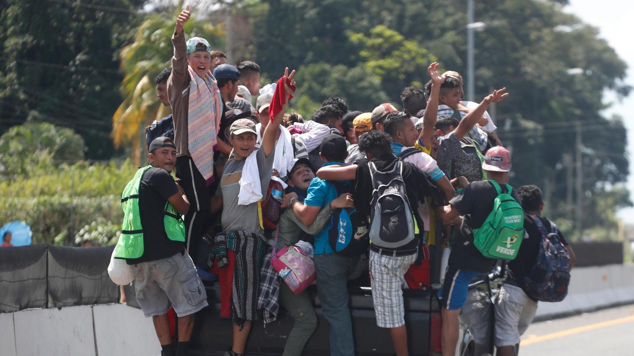 Report: 100 ISIS terrorists caught in Guatemala. Judicial Watch president Tom Fitton sounds off.