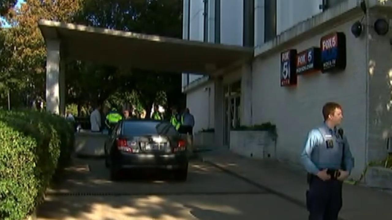 Shots fired inside Fox affiliate in Washington, D.C.