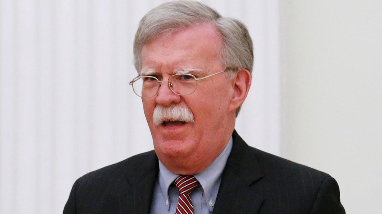 Bolton: Withdrawal from nuclear treaty goes beyond Russia