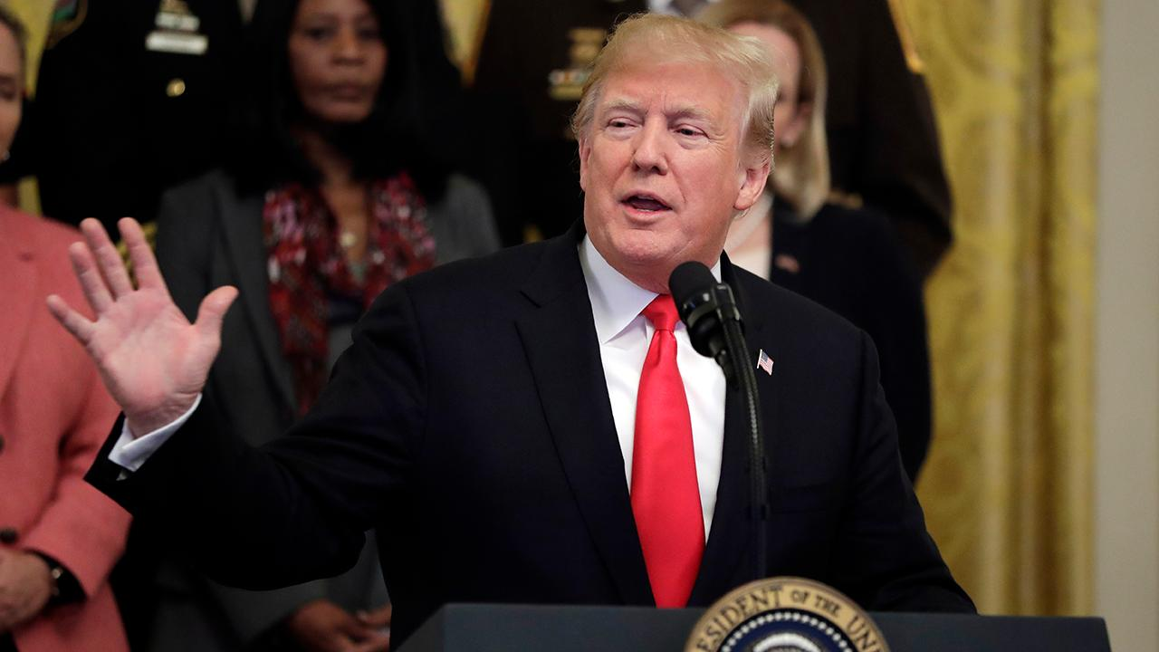 Trump: Threats of political violence have no place in US
