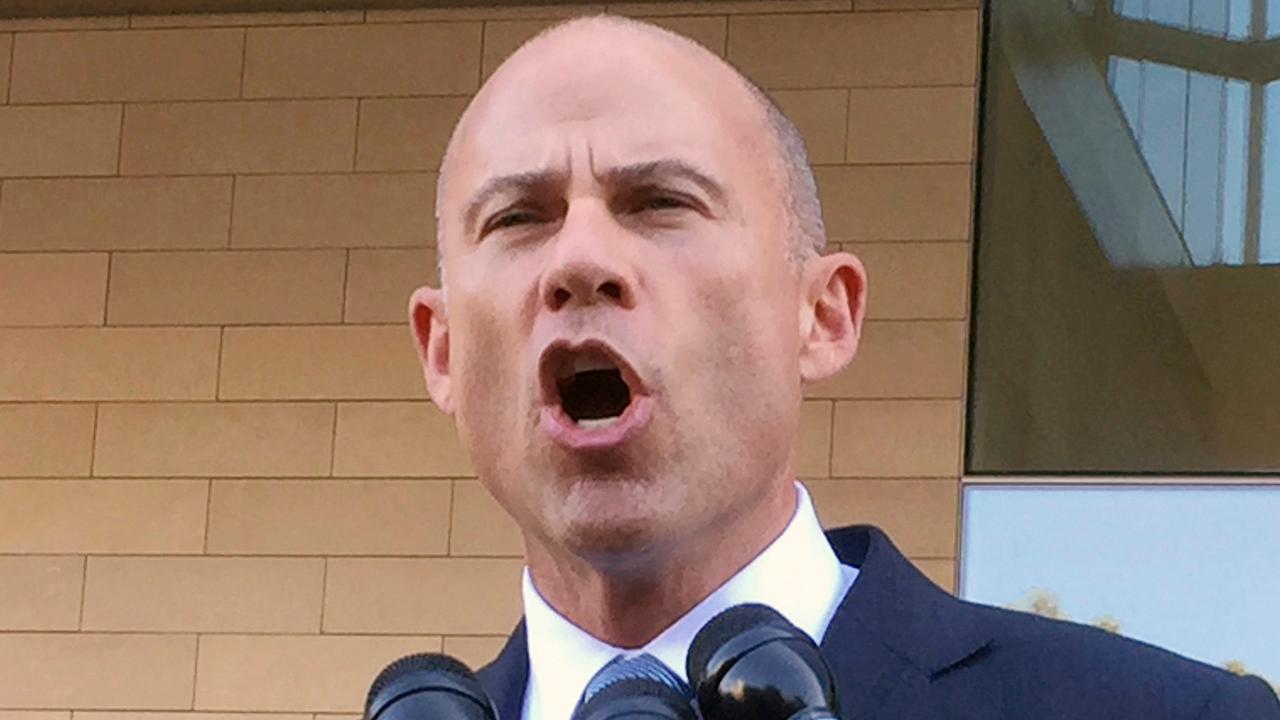 Creepy Porn Lawyer Avenatti's law firm faces eviction